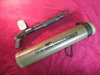 "MOSSBERG 500 CRUISE ""JUST IN CASE"" 12GA W/ WATER TIGHT CASE USED"