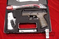 "WALTHER P22 3.42"" OD GREEN NEW"