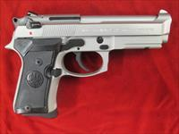 BERETTA INOX COMPACT M9A1 9MM NEW