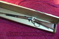 "ROSSI BLUE 92 LEVER ACTION LARGE LOOP 45 COLT CAL. 16"" SADDEL RING CARBINE NEW"