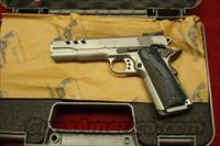 SMITH AND WESSON PERFORMANCE CENTER SW1911PC STAINLESS W/ADJUSTABLE SIGHTS NEW