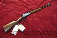 HENRY LARGE LOOP LEVER ACTION .22 CAL.  NEW