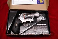 "ROSSI 462 357MAG 2"" STAINLESS NEW"