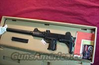 WALTHER MADE 22CAL. UZI CARBINE NEW
