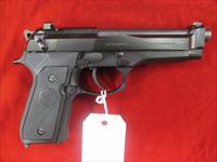 BERETTA 92FS BIGADIER 9MM USED