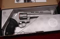 "TAURUS MODEL 608CP STAINLESS PORTED 6.5"" 357MAG. NEW"