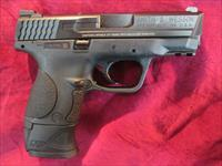 SMITH AND WESSON M&P COMPACT 9MM WITH X GRIP NEW