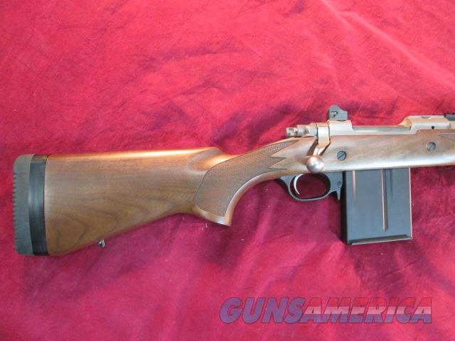 Ruger scout stock options