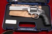 "SMITH AND WESSON MODEL 686 6"" 357MAG STAINLESS NEW  (164224)"