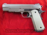 KIMBER DESERT WARRIOR 45ACP W/NIGHT SIGHTS NEW    (3000126)