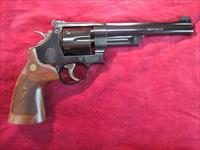 "SMITH AND WESSON MODEL 27 CLASSIC BLUE 357MAG 6.5"" NEW (150341)"