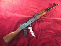 CENTURY ARMS C39 V-2 AK-47 MILLED RECEIVER AND WALNUT STOCK NEW
