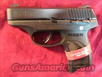 RUGER LC9S STIKER FIRED 9MM CAL NEW