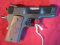 COLT DEFENDER 9MM BLACK CERAKOTE W/ G10 GRIPS NEW (07802XE)
