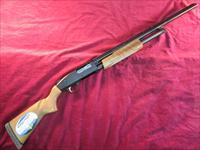 "MOSSBERG 12 GA 24"" YOUTH WOOD NEW"