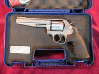 "SMITH AND WESSON MODEL 686 PRO SERIES 357MAG STAINLESS 5"" NEW"