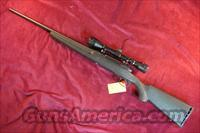 SAVAGE AXIS 243 WITH SCOPE NEW