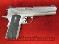 KIMBER STAINLESS TLE II 45ACP USED