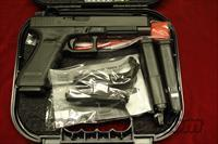 GLOCK MODEL 35 GEN4 40CAL.TACTICAL/PRACTICAL NEW