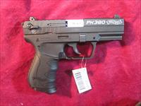 WALTHER PK380 BLACK NEW (5050308)