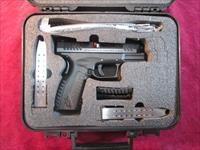 "SPRINGFIELD ARMORY XDM 3.8"" BLACK 9MM NEW (XDM9389BHCE) {{ FACTORY MAIL IN REBATE OFFER }}"