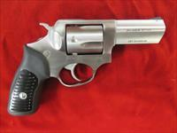 "RUGER SP101 3 1/16"" 357CAL. STAINLESS USED"