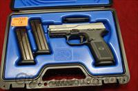 FN FNS-9 9MM STAINLESS NEW