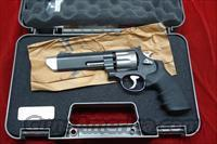 "SMITH AND WESSON PERFORMANCE CENTER MODEL 627 V-COMP 357 MAGNUM 5"" PORTED BLAKENED STAINLESS NEW"