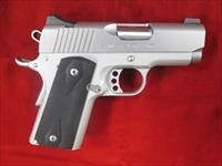 KIMBER STAINLESS ULTRA CARRY II 9MM USED