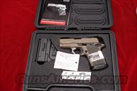 SIG SAUER 380CAL.P238 SCORPION FLAT DARK EARTH WITH  NIGHT SIGHTS NEW   (238-380-SCPN)