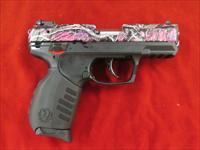 RUGER SR22 MUDDY GIRL CAMO NEW