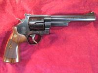 "SMITH AND WESSON MODEL 29 CLASSIC 44MAG 6.5"" BLUED W/ DISPLAY CASE NEW  (150145)"