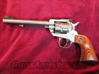 "RUGER SUPER SINGLE-SIX 6.5"" STAINLESS NEW  (KNR-6)"
