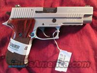 SIG SAUER P220 ELITE 45ACP STAINLESS WITH NIGHT SIGHTS NEW .