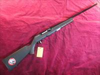 SAVAGE MODEL A-17 SEMI AUTO 17HMR NEW  (47001)