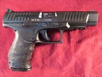 "WALTHER PPQ M2 5"" BARREL 9MM USED"