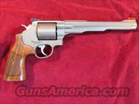 SMITH & WESSON STAINLESS 629 PC .44 MAG 8 3/8