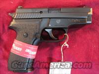 SIG SAUER P229 40CAL. CERTIFIED PREOWNED NEW
