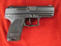 HECKLER AND KOCH USP COMPACT 40CAL USED