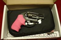 RUGER LCR W/PINK GRIPS 38SPL.+P NEW