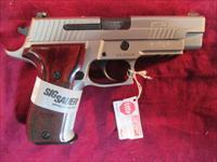 SIG SAUER 226 STAINLESS ELITE ,ROSEWOOD GRIPS AND NIGHT SIGHTS NEW (E26R-9-SSE)
