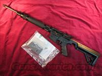 "ROCK RIVER ARMS LEFT HAND COYOTE RIFLE 20"" HEAVY BARREL 223/5.56 CAL NEW"