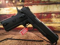 TAURUS 1911 STANDARD .45 ACP W/ HEINIE SIGHT NEW (1-191101FS)