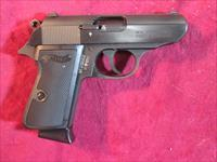 WALTHER PPK/S 22CAL. BLACK USED