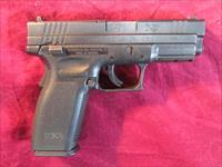 SPRINGFIELD ARMORY XD 45ACP W/ THUMB SAFETY AND 3 MAGS USED