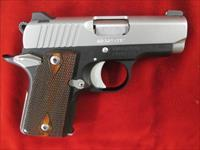KIMBER MICRO CDP 380CAL TWO TONE USED