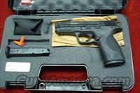 SMITH AND WESSON M&P PRO SERIES .40CAL HIGH/CAP WITH NIGHT SIGHTS NEW