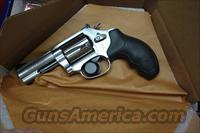 "SMITH AND WESSON MODEL MODEL 60 3"" BARREL 357MAG STAINLESS NEW  (162430)"