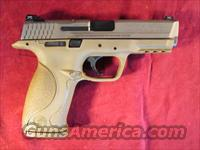 SMITH AND WESSON M&P VTAC 40CAL. FLAT DARK EARTH NEW