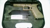 Glock 35, 40S&W, Two Tone,  Match Barrel
